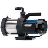 Draper 1100w Multi Stage Surface Mounted Water Pump 230v