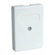 Telephone Junction Box White
