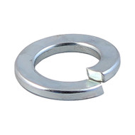 Square End Spring Washer Zinc (Per Pack)