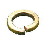 Square End Spring Washer Brass (Per Pack)