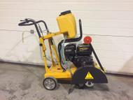 "Lumag CNQ12B 350mm (14"") Petrol Floor Saw"
