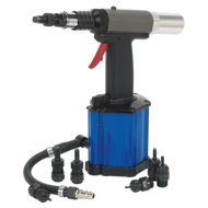 Sealey Heavy Duty Air/Hydraulic Nut Riveter