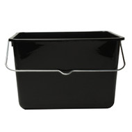12 Litre Paint Scuttle - Black