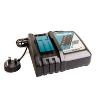 Makita DC18RC Fast Battery Charger Li-ion 14.4V - 18V (240V)