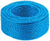 Blue Polypropylene Rope (Small Coils)