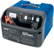 Draper 12/24V 11A Battery Charger