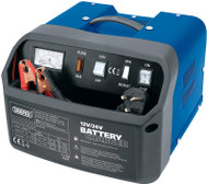 Draper 12/24V 15A Battery Charger