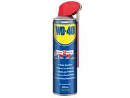 Wd-40 Maintance Spray With Smart Straw 450ml Aerosol