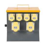 6-Way Power Splitter Unit 110V