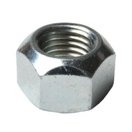 Zinc & Clear Stover Lock Nuts