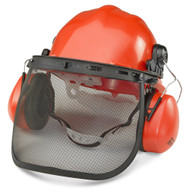 B-Brand Standard Red Forestry Kit With Head Protection