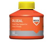 Rocol 300g Oilseal Hardsetting Sealant & Brush