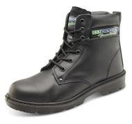"Click Traders Leather S3 6"" Safety Boot"