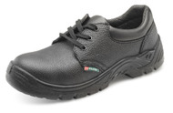 Click Dual Density PU Black Shoe