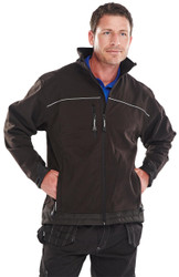 Click Soft Shell Jacket Black