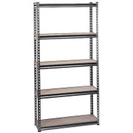 Expert Heavy Duty Steel Shelving Unit - Five Shelves