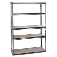Expert Heavy Duty Steel Shelving Unit - 5 Shelves