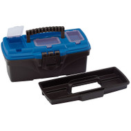 Draper 4.5L Tool/Organiser Box with Tote Tray