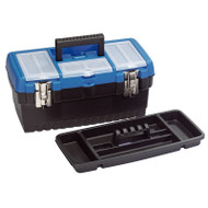 Draper 11.5L Tool/Organiser Box with Tote Tray