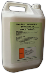 Marshall's Pine Floor Gel 5 Litre