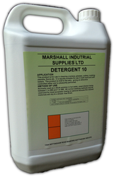 Marshall Detergent (Washing-up Liquid) 5 Litre
