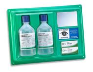Click Eyewash Station c/w 2x 500ml Bottles