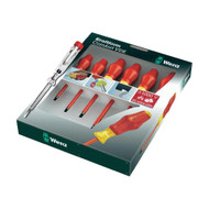 Kraftform Comfort VDE Screwdriver Set of 7 SL / PZ