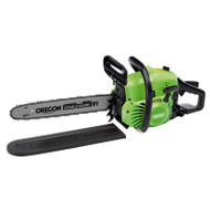 Draper 37cc 400mm Petrol Chainsaw with Oregon® Chain and Bar