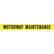 Eski Safety Sign, Vehicle Label Motorway Maintenance