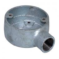 Galvanised Steel Conduit Terminal Box