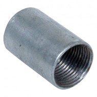 Galvanised Steel Conduit Coupler (10pk)