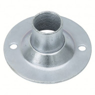 Galvanised Steel Conduit Screwed Dome Cover