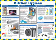 Hygiene Laminated Posters