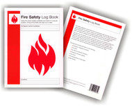 Click Fire Safety Log Book