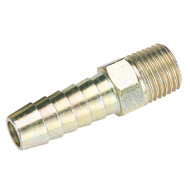 """1/4"""" BSP Taper 3/8"""" Bore PCL Male Screw Tailpiece (Sold Loose)"""