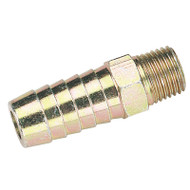 "1/4"" BSP Taper 1/2"" Bore PCL Male Screw Tailpiece (Sold Loose)"
