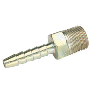 "1/4"" BSP Taper 3/16"" Bore PCL Male Screw Tailpiece (Sold Loose)"