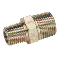 "3/8"" Male to 1/4"" BSP Male Taper Reducing Union (Sold Loose)"