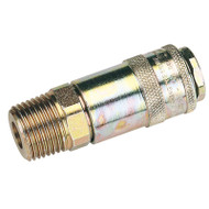 "1/2"" Male Thread PCL Tapered Airflow Coupling"