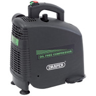 Draper 230V 1.1kW (1.5hp) Oil-Free Air Compressor