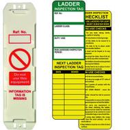 LadderTag Kit (10 Holders, 10 inserts, 1 pen) Boxed