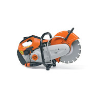 Stihl TS410 12″ Stone Saw With Diamond Blade