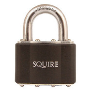 Squire 51mm Laminated Lock keyed alike