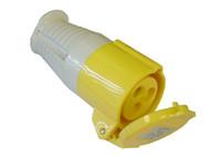 110v 16a Coupler/Socket