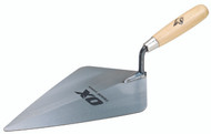 Trade Brick Trowel London - Wooden Handle 11""