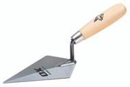 Trade Pointing Trowel - Wooden Handle