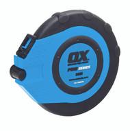 Ox Pro Closed Reel Tape Measure - 30m/100ft