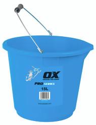 Pro 15l Builders Bucket