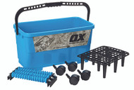 Ox Trade Tiling Washing Down Kit - 24 Litre