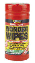 Everbuild Wonder Wipes Hand Wipes Trade Tub Of 100